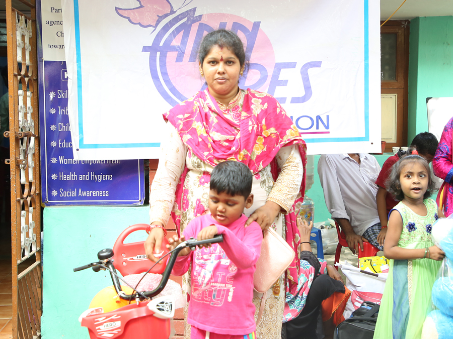 Cancer Event - Granting the wishes of Children